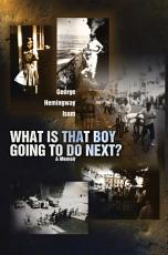 What Is That Boy Going to Do Next?