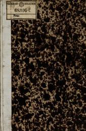 Catalogue de tableaux de premier ordre des ecoles Hollandaise et Flamande, composant la remarquable collection de M. le chevalier J. de Lissingen de Vienne