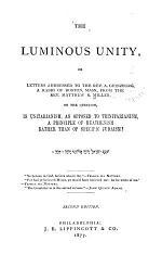 The Luminous Unity