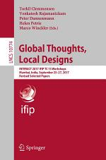 Global Thoughts, Local Designs