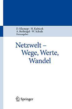 Netzwelt   Wege  Werte  Wandel PDF