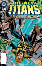 The New Titans (1984-) #126