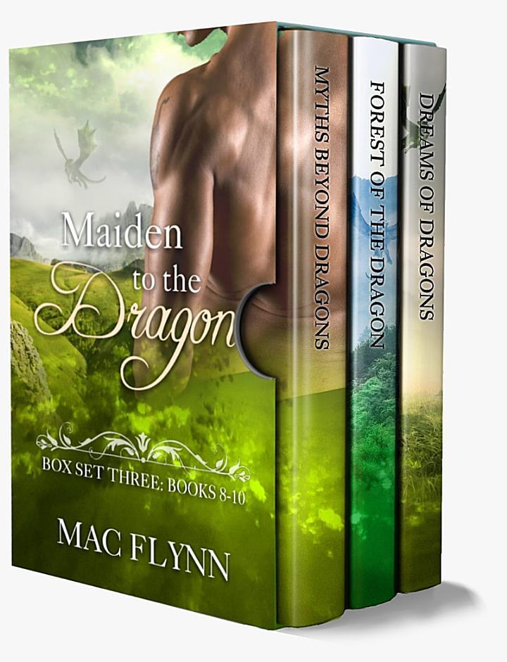 Maiden to the Dragon Series Box Set: Books 8-10