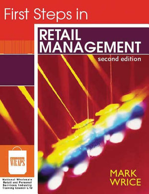 First Steps in Retail Management PDF