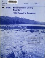National Water Quality Inventory PDF
