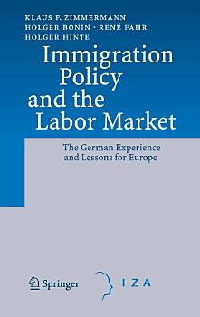 Immigration Policy and the Labor Market PDF