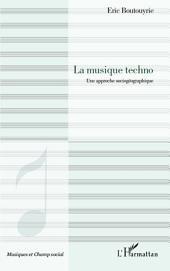 La musique techno: Une approche sociogéographique