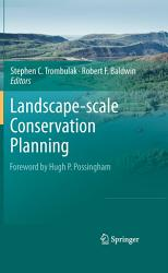 Landscape scale Conservation Planning PDF