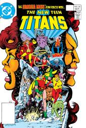 The New Teen Titans (1980-) #24