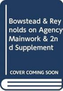 Bowstead and Reynolds on Agency PDF