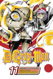 D.Gray-man, Vol. 11: Fight to the Debt
