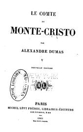 Le comte de Monte-Cristo: Volume5