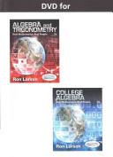 DVD for Larson s Algebra and Trigonometry  Real Mathematics  Real People  7th PDF