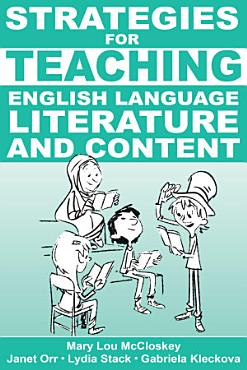 Strategies for Teaching English Language  Literature  and Content PDF