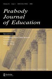 Contemporary School Choice Research Pje V81#1