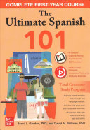 The Ultimate Spanish 101  Complete First Year Course PDF