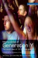 Making Sense of Generation Y PDF