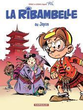La Ribambelle – tome 2 -La Ribambelle au Japon