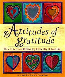 Attitudes Of Gratitude Book PDF