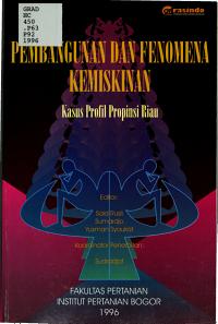 Pembangunan dan fenomena kemiskinan PDF
