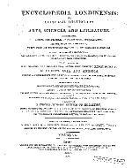 Encyclopaedia Londinensis
