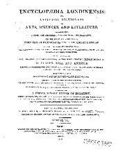 Encyclopaedia Londinensis: Volume 7