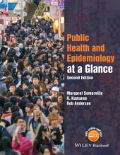 Public Health and Epidemiology at a Glance: Edition 2