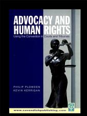 Advocacy and Human Rights Act