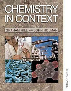 Chemistry in Context Book