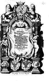 M.Z. Topographia Bohemiae, Moraviae Et Silesiae das ist, Beschreibung vnd eigentliche Abbildung der Vornehmsten, vnd bekandtisten Stätte, vnd Plätze, in dem Königreich Boheim vnd einverleibten Landern, Mähren, vnd Schlesien