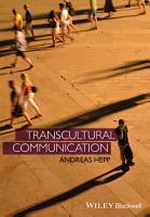 Transcultural Communication PDF
