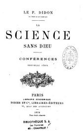 La science sans Dieu