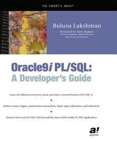 Oracle9i PL/SQL: A Developer's Guide
