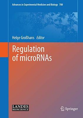 Regulation of microRNAs