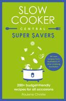 Slow Cooker Central Super Savers PDF