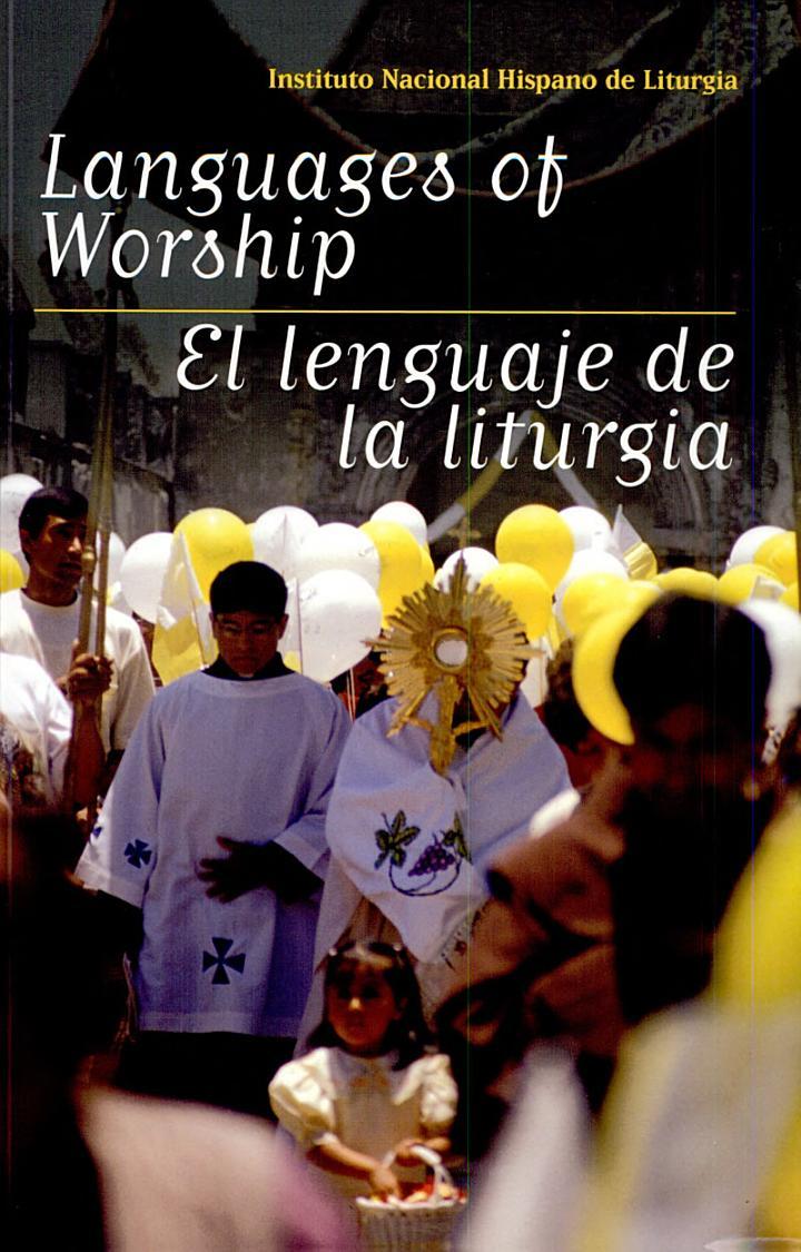 Languages of Worship