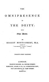The omnipresence of the deity; with other poems