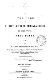 On the cure of gout and rheumatism by cold water