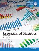 Essentials of Statistics  Global Edition