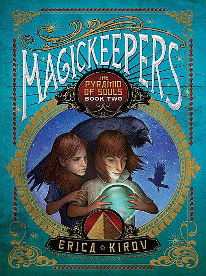 Magickeepers  The Pyramid of Souls PDF