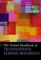 The Oxford Handbook of Transnational Feminist Movements PDF