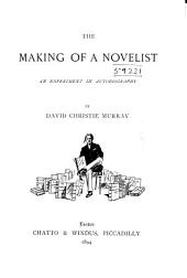 The Making of a Novelist: An Experiment in Autobiography