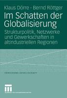 Im Schatten der Globalisierung PDF
