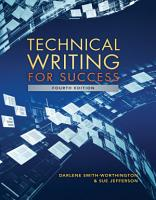 Technical Writing for Success  4th PDF