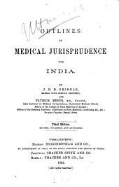Outlines of Medical Jurisprudence for India