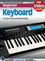 Keyboard Lessons for Beginners