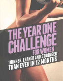 The Year One Challenge for Women PDF
