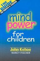 Mind Power for Children PDF