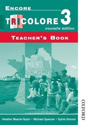 Encore Tricolore 3 PDF