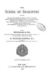 The School of Shakespeare ...